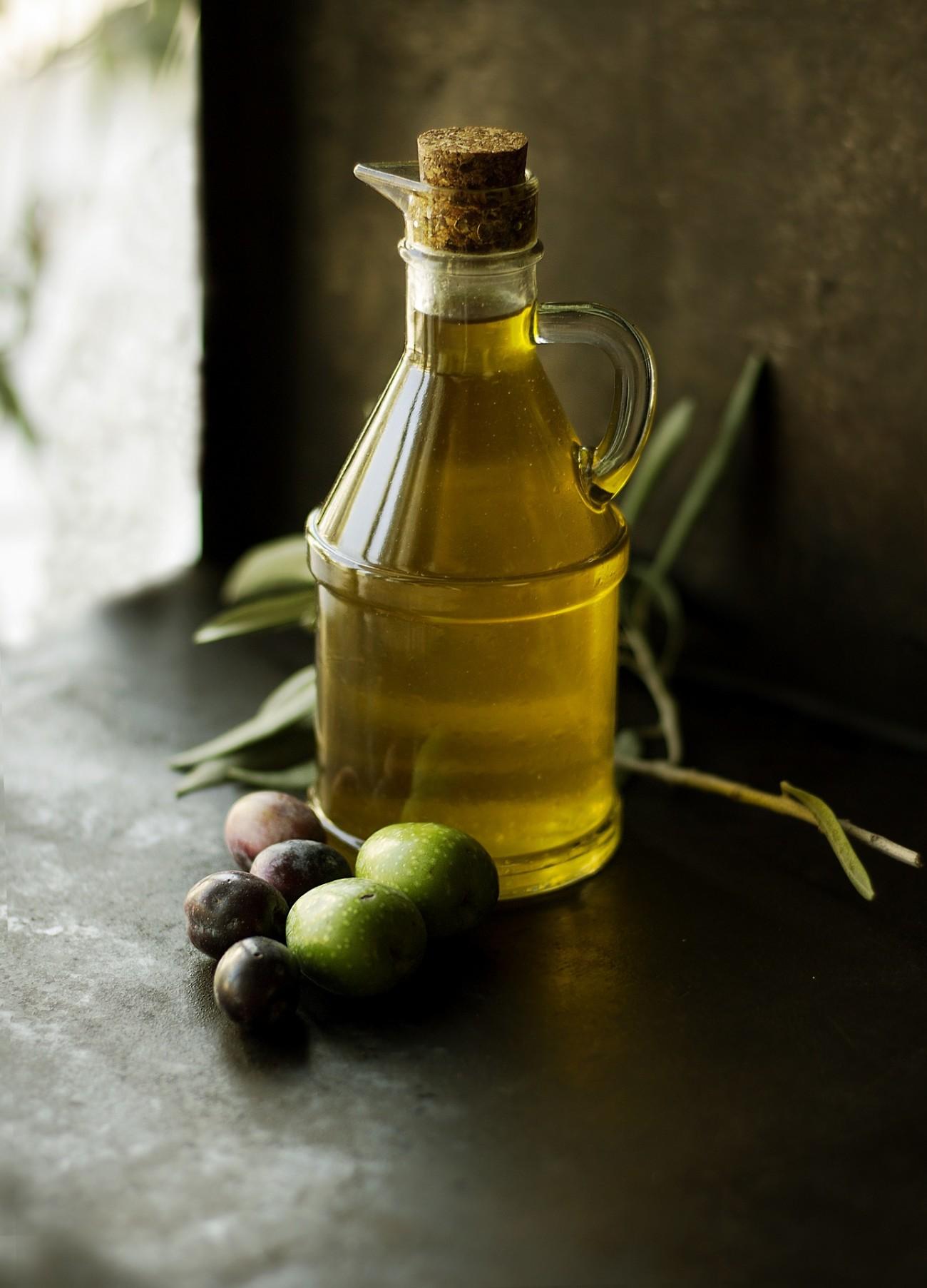 Olivenol haare erwarmen