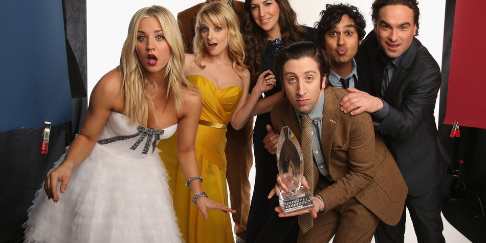 The Big Bang Theory: Kaley Cuoco beim Super Bowl dabei!