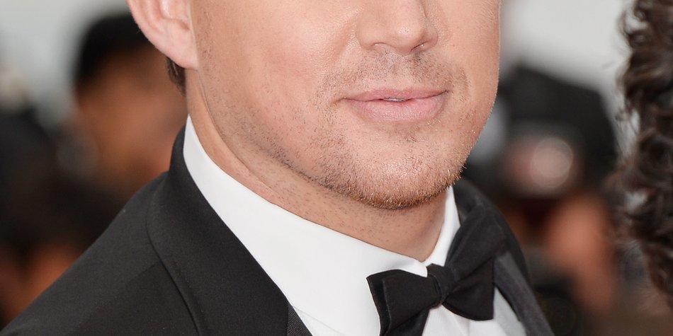 Channing Tatum: Hat er ein Alkoholproblem?