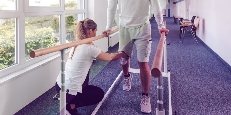 Verliebt patientin physiotherapeut in Salzburger wegen