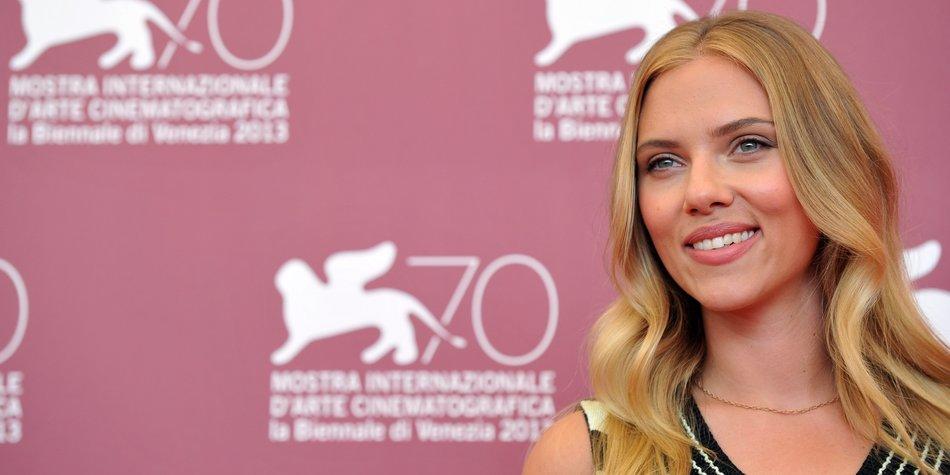 Scarlett Johansson hat den perfekten Mann gefunden
