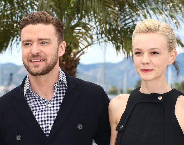 Justin Timberlake und Carey Mulligan in Cannes
