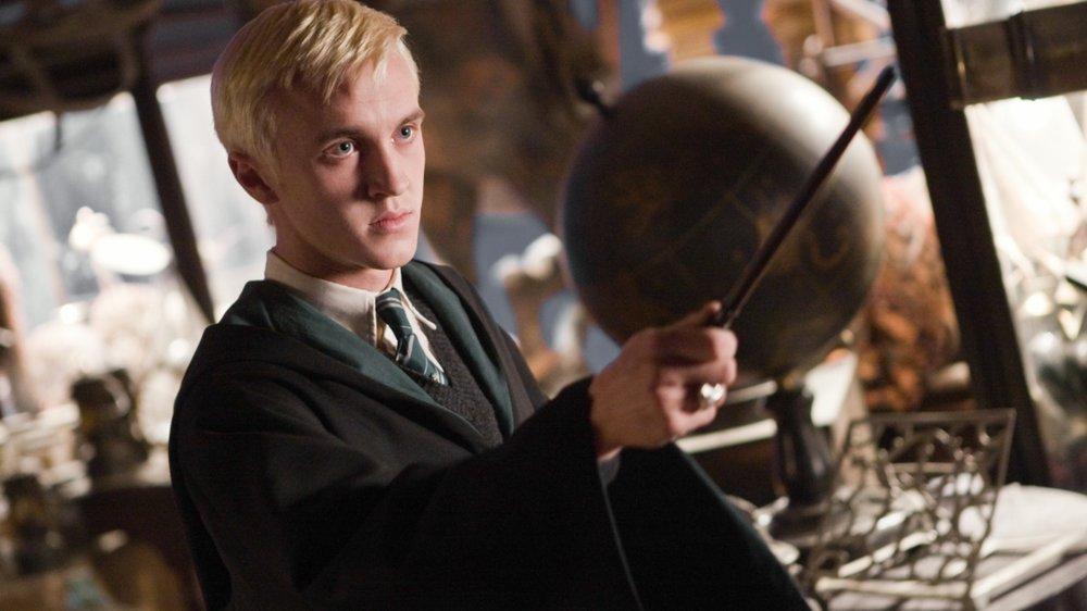 "Draco Malfoy aus ""Harry Potter"""