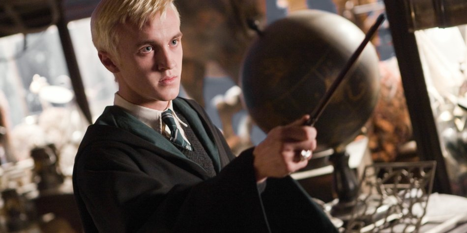 "Draco Malfoy aus ""Harry Potter"""