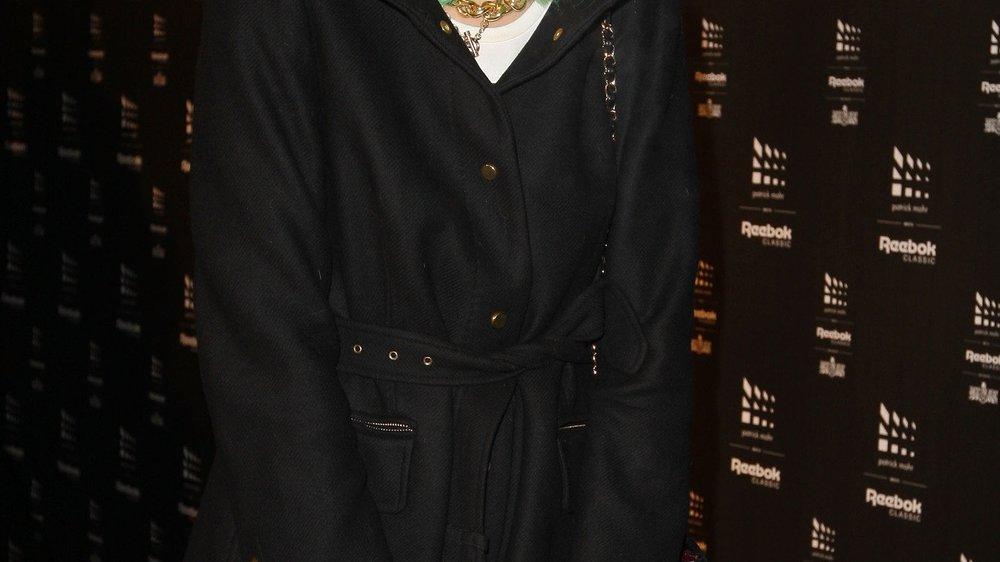 Bonnie Strange: Neue schräge Haarfarbe!