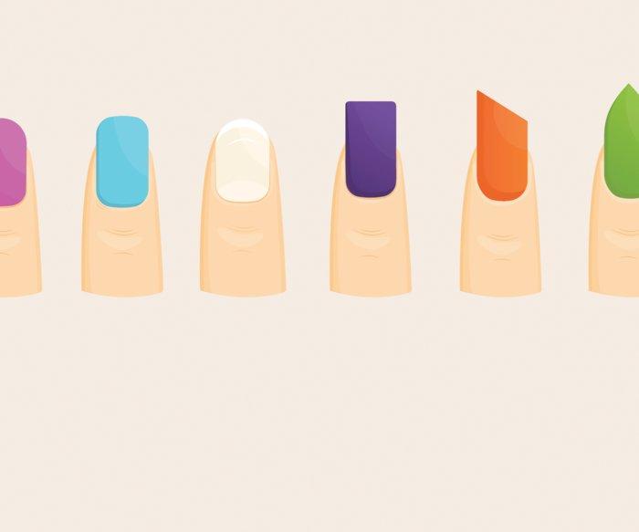 fingernägel formen
