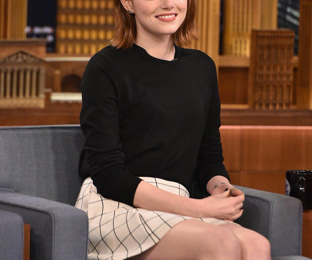 """Emma Stone: """"Ich brauche keine Bestätigung!"""""""