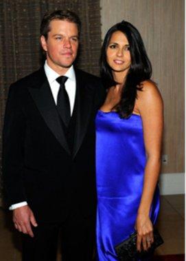 Matt Damon und seine Familie freuen sich auf den Nachwuchs