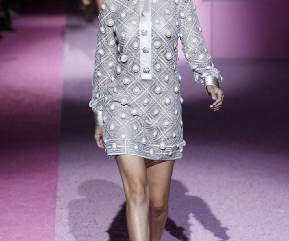 Marc Jacobs auf der New York Fashion Week