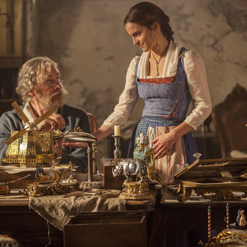 Emma Watson als Belle