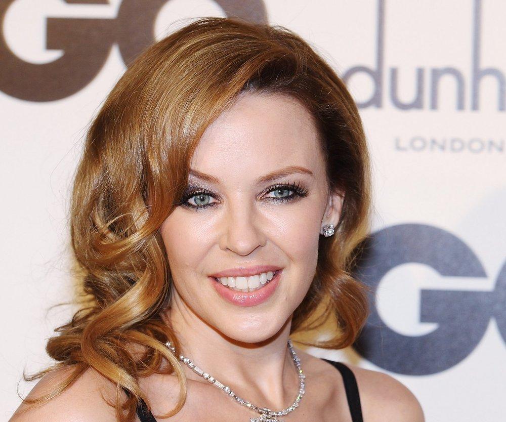 Kylie Minogue versteigert Unterwäsche