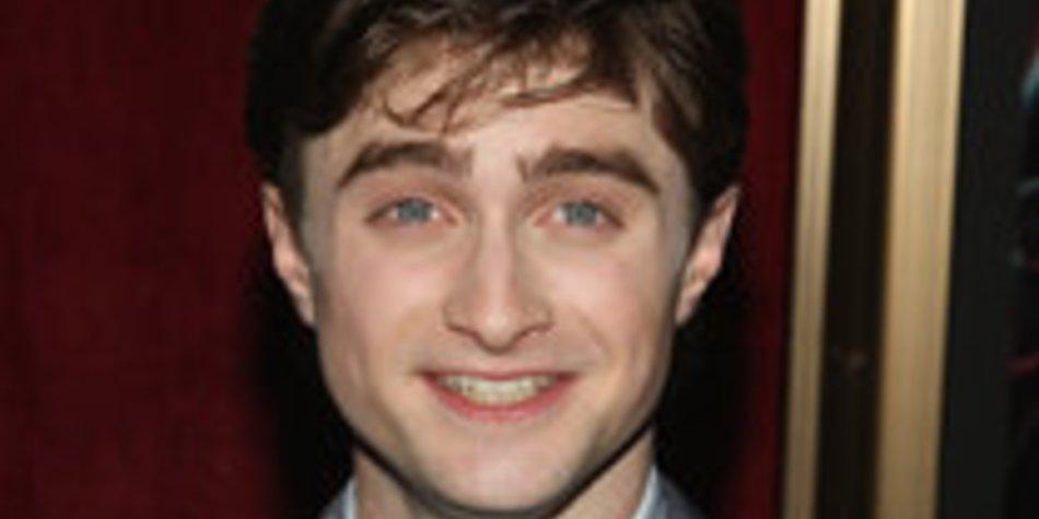 Daniel Radcliffe beim Kiffen erwischt