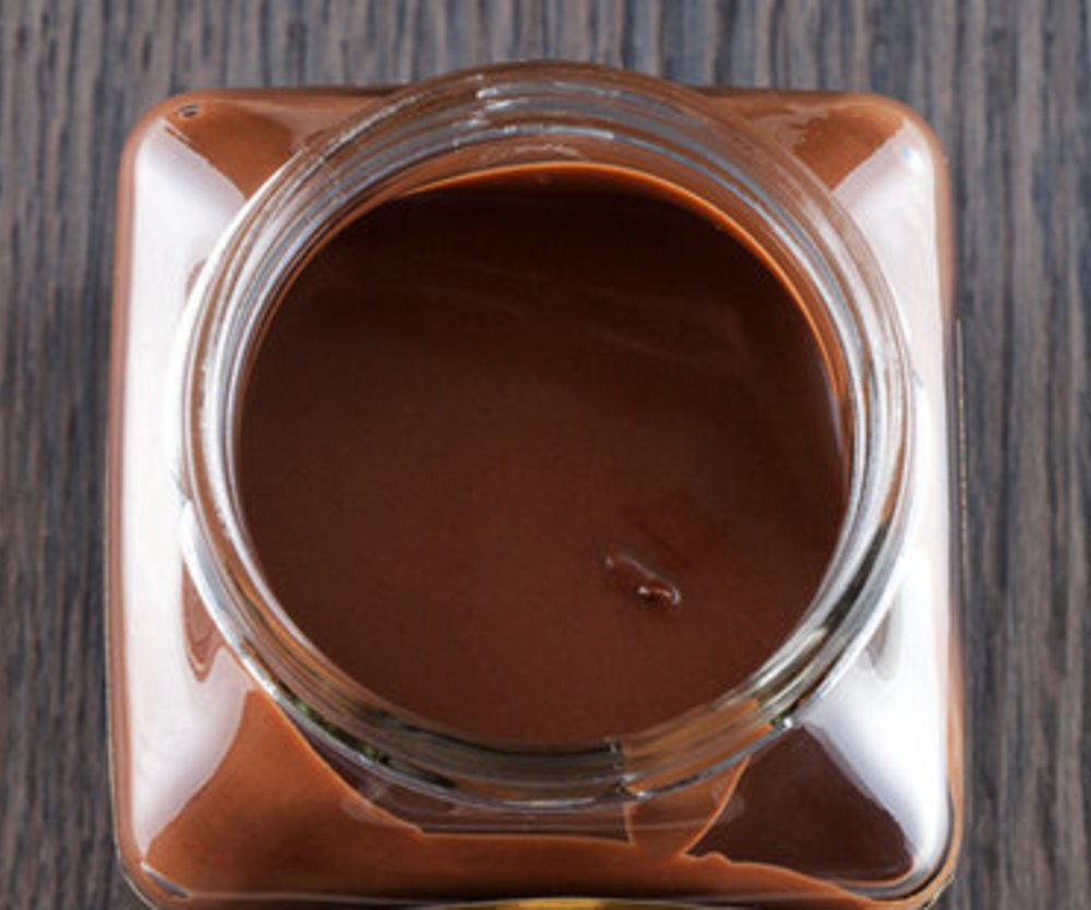 Kuchen im Glas: Schokolade-Nuss