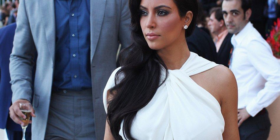 Kim Kardashian streitet mit Ehemann