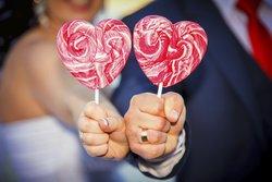 Süßigkeiten Hochzeit