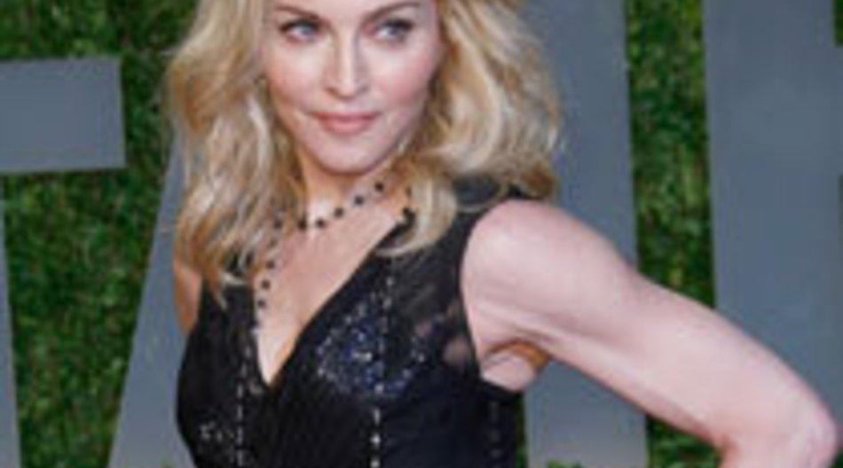 Madonna spendet Geld für Erdbeben-Opfer