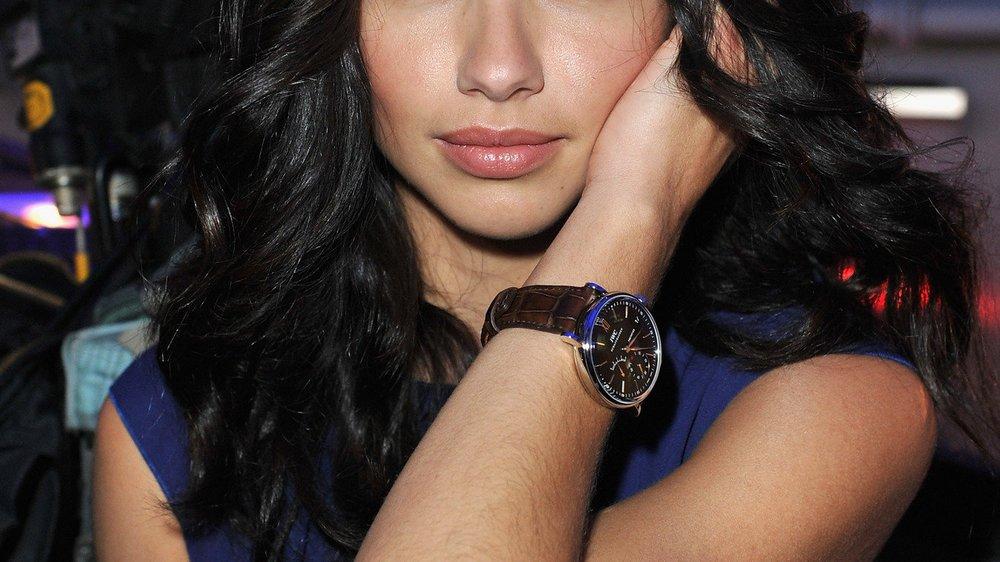 Adriana Lima hat einen Valentinswunsch