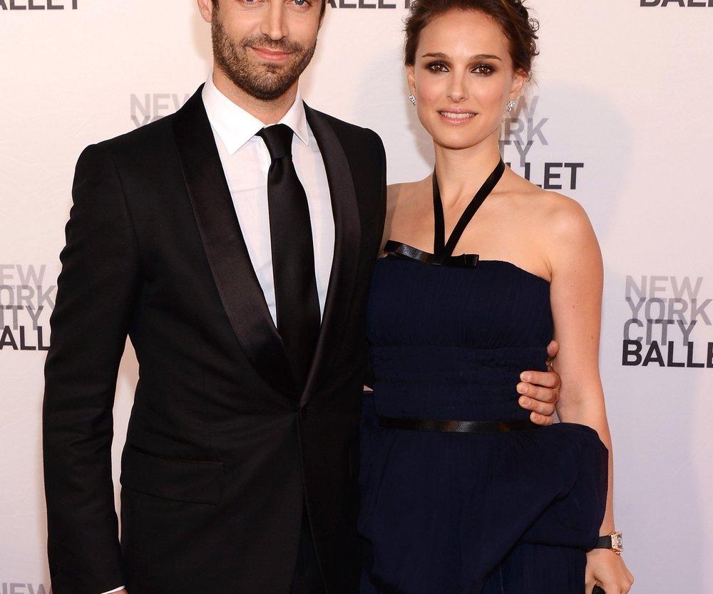 Natalie Portman heiratet
