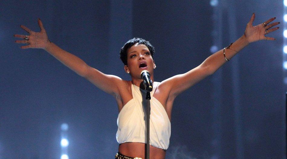 Rihanna: Sitzt sie bald in der X Factor-Jury?