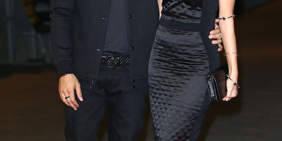 Nicole Scherzinger und Lewis Hamilton: Da geht doch wieder was!
