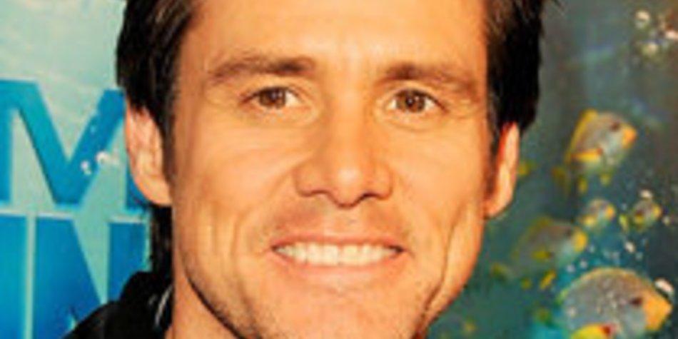 Jim Carrey mag die Malerei