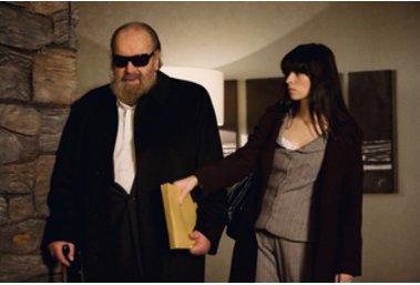 Nora Tschirner und Bud Spencer in Mord ist mein gesch������¤ft, Liebling!