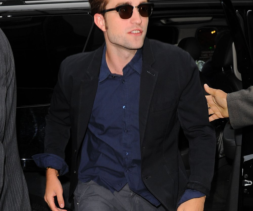 Shades of Grey: Robert Pattinson als Christian Grey?