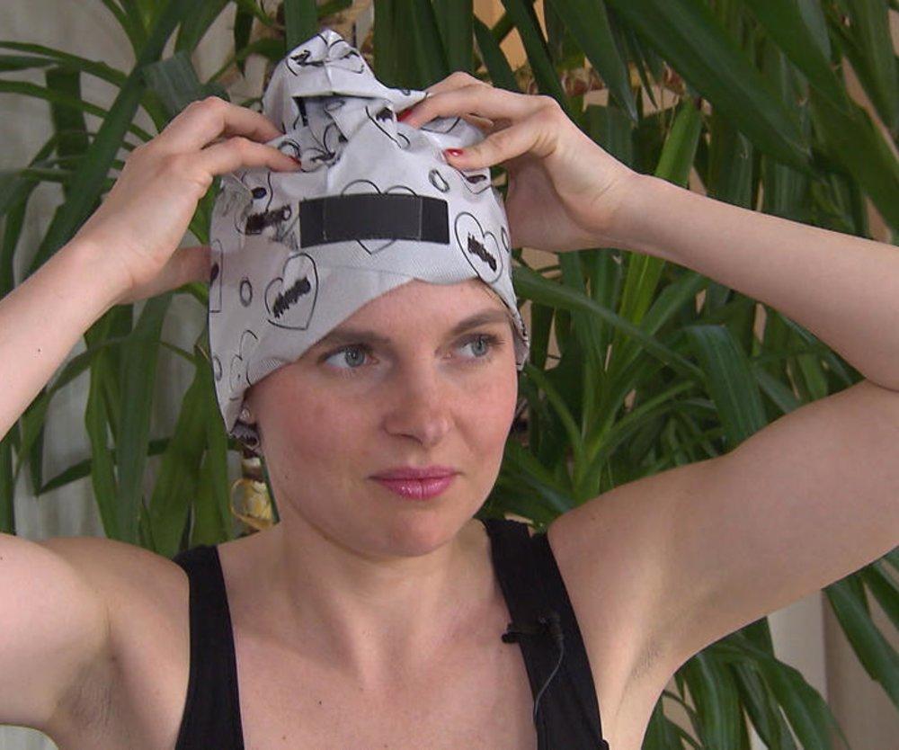 Haarkur: Thermal Wrap gegen Stroh-Haare