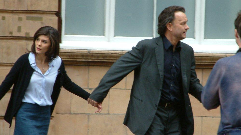 Tom Hanks in Dan Brown's Sakrileg