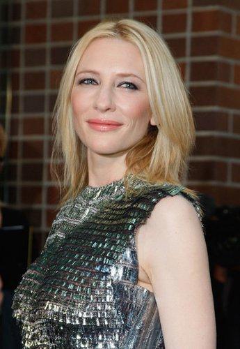 Australien-Premiere des Films Benjamin Button von Cate Blanchett