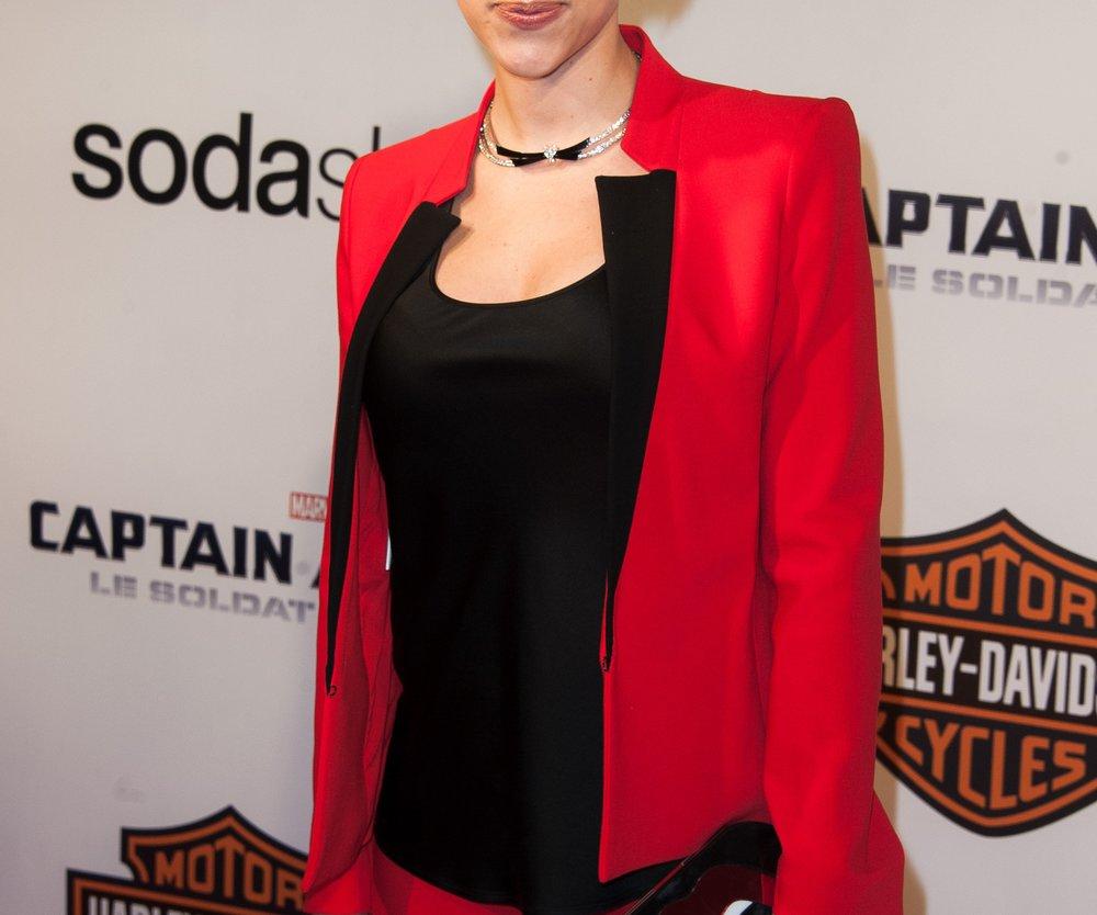 Scarlett Johansson: Übernimmt sie sich?