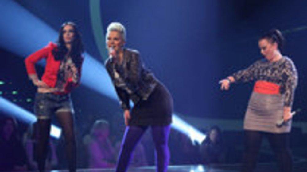 "Popstars: Katrin ist in der Band ""LaVive"""