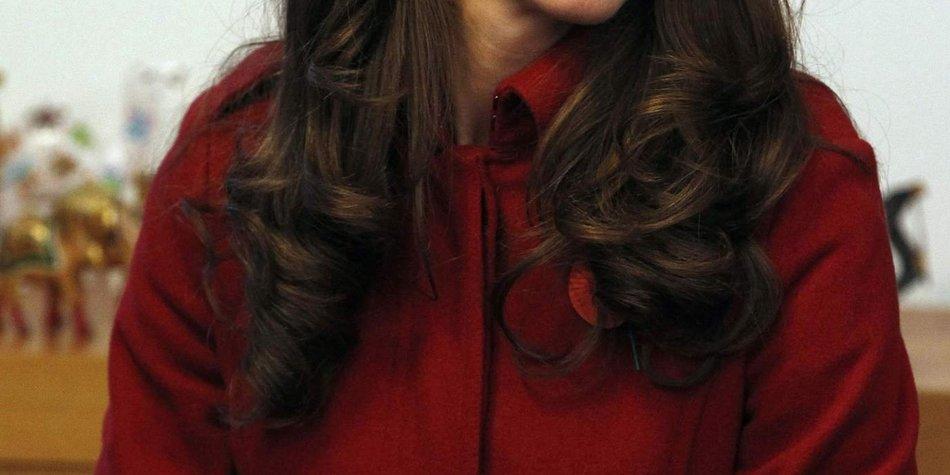 Kate Middleton: Ist sie schwanger?