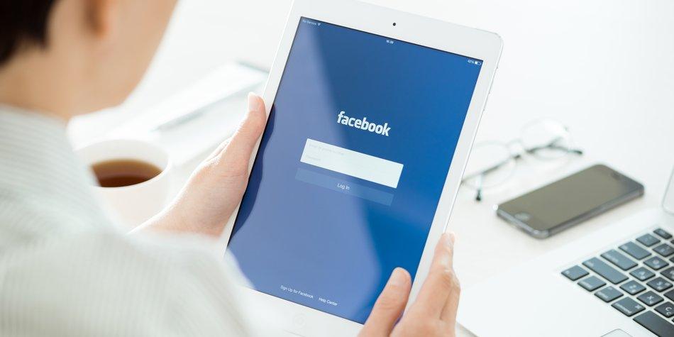 Facebook-Nutzer sollen Nacktfotos an sich selbst schicken