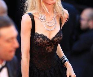 Claudia Schiffer gibt Beauty-Tipps