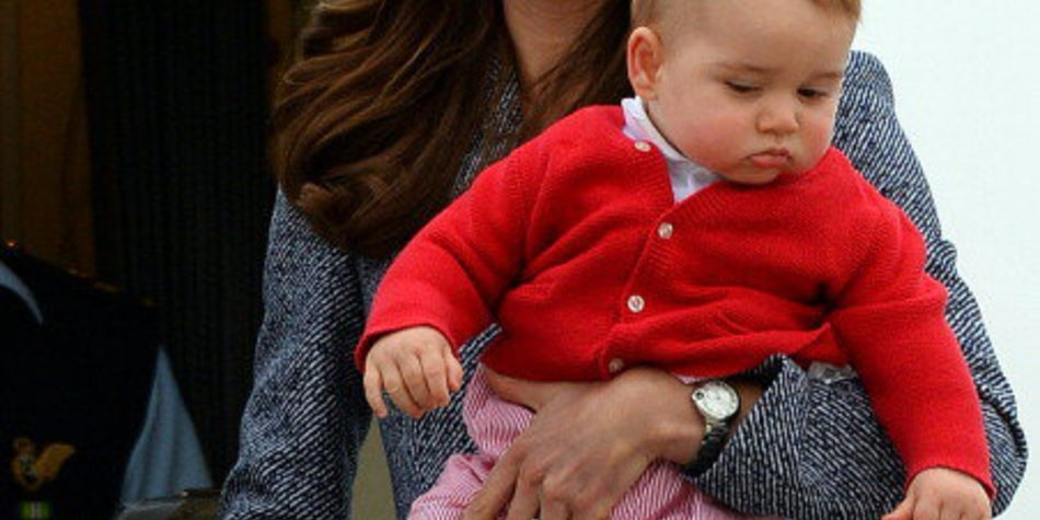 Kate Middleton: Prinz George hat in Australien zugelegt