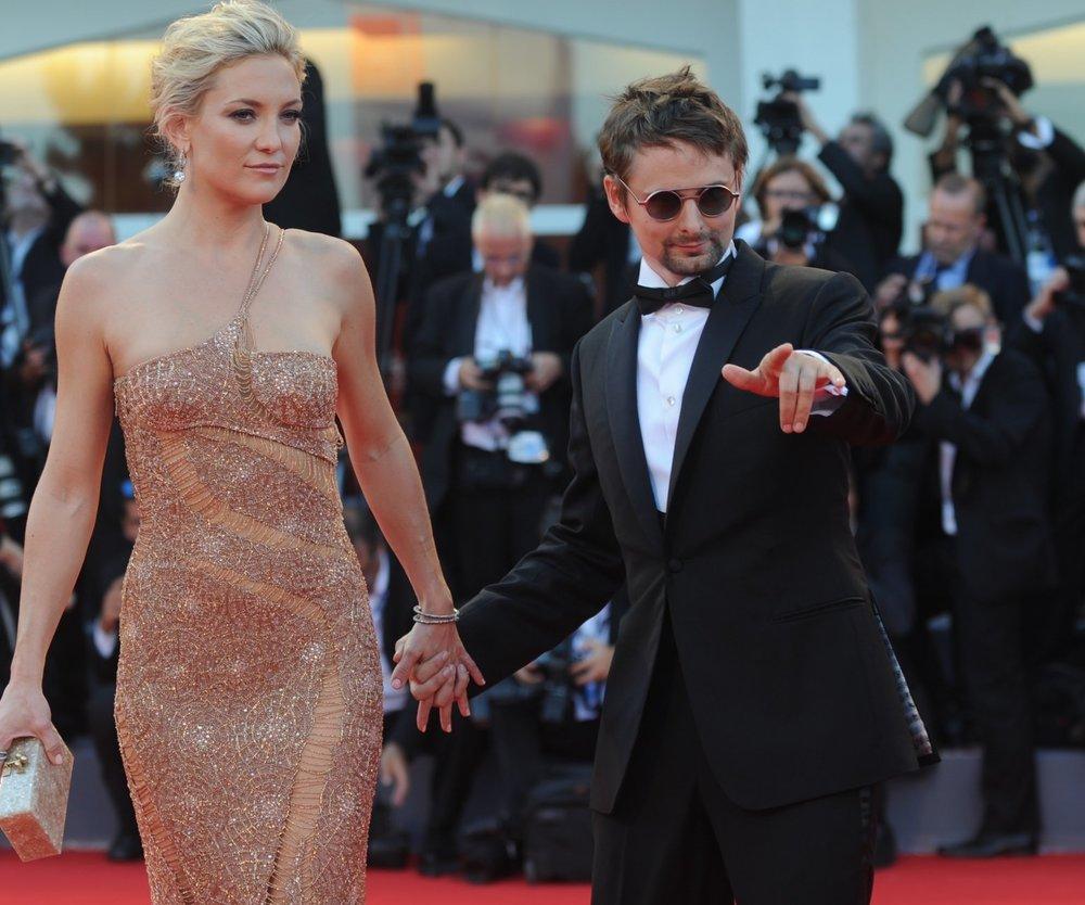 Kate Hudson schadet Matt Bellamys Rockerimage