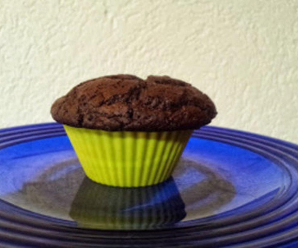 Schoko-Orangen-Muffins