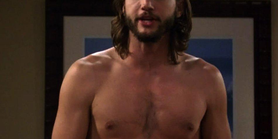 Ashton Kutcher nackt am Set!