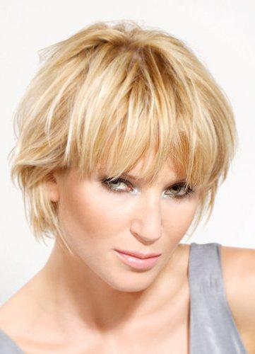 Trendfrisuren bei kurzem Haar