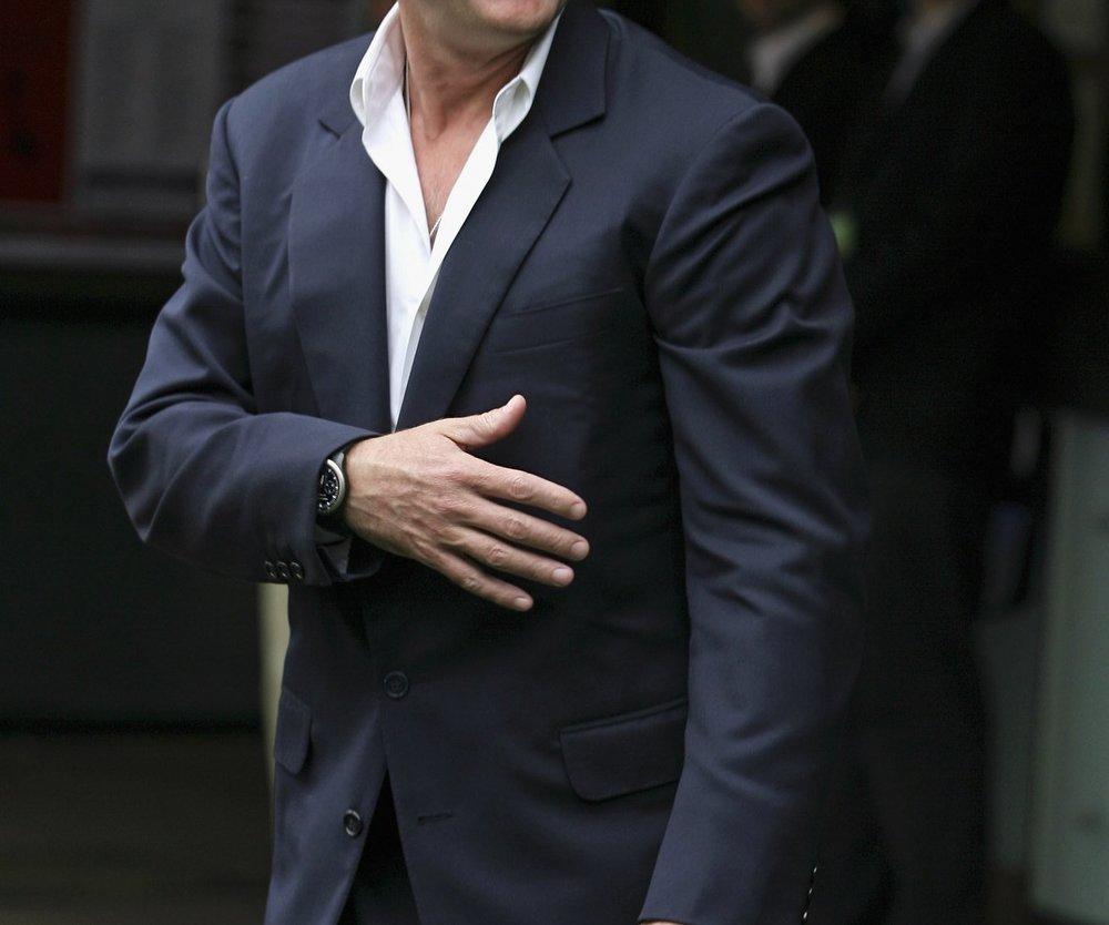 Bruce Willis hat früher gestottert!
