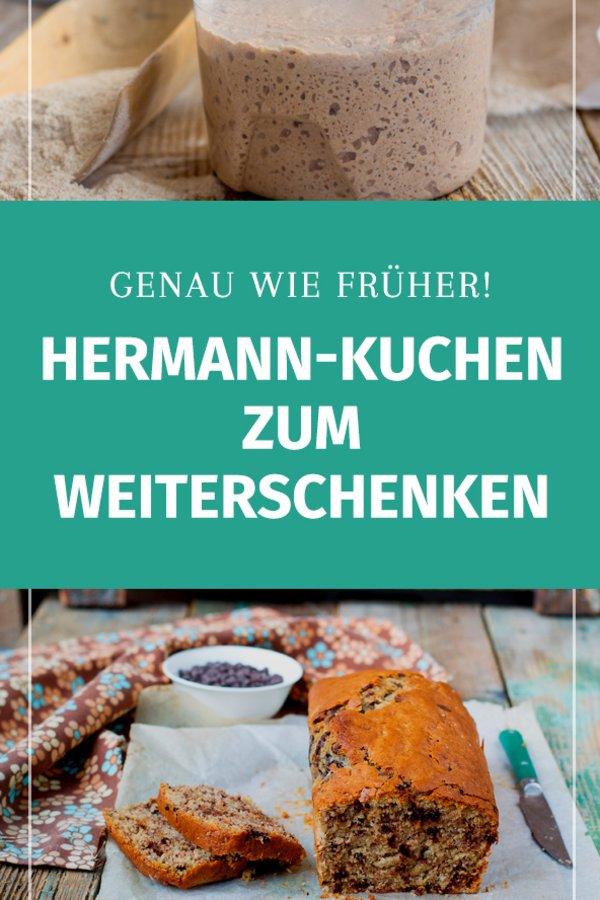 Hermann Kuchen Der Teig Der Sich Vermehrt Desired De