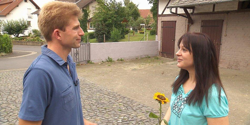 Bauer sucht Frau: Rolf und Janine im siebten Himmel