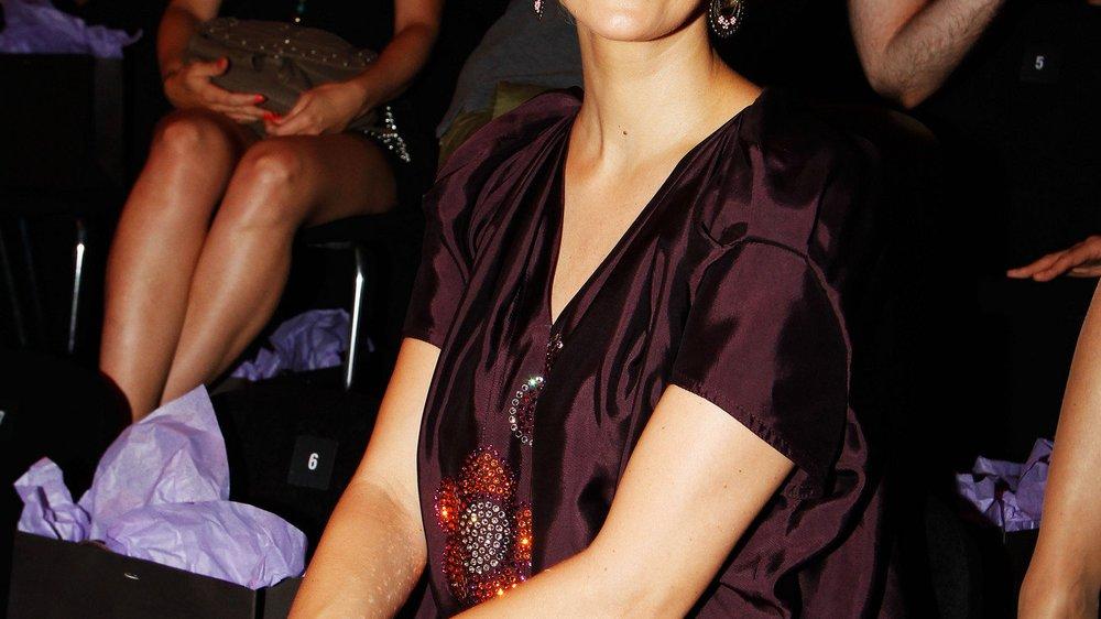 Monica Ivancan: Müde und zickig wegen Schwangerschaft