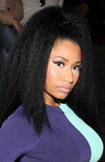Nicki Minaj: Zopf am Oberkopf