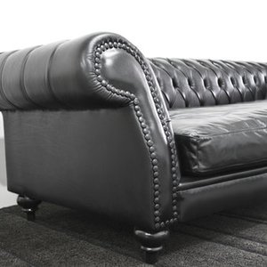 Chesterfield Sofa: Britisches Kult-Sofa