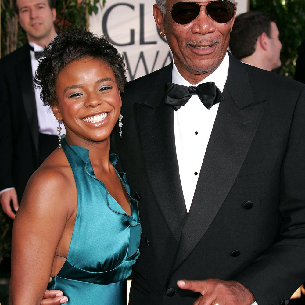 Morgan Freeman trauert um Stiefenkelin Edena Hines