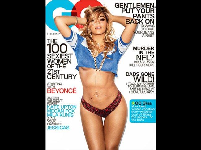 GQ Beyoncé