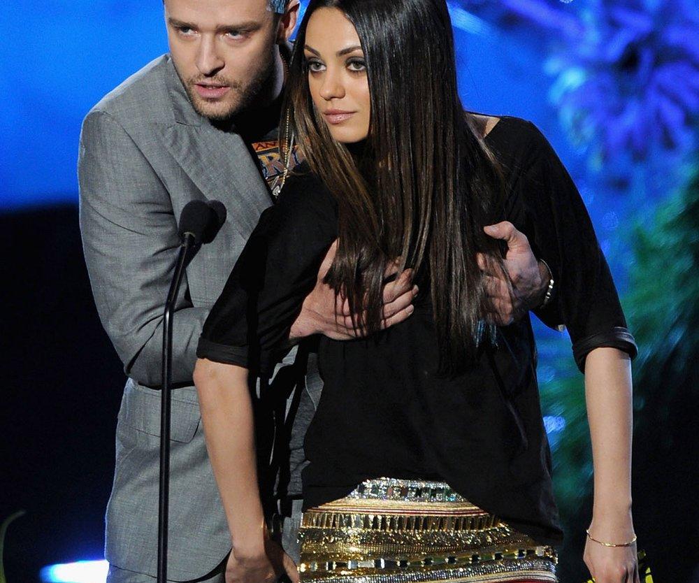 Justin Timberlake ist ungern nackt!