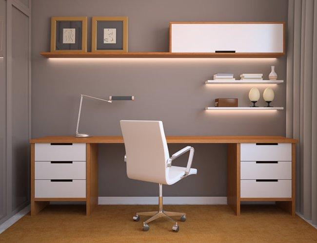 Kleines Schlaf Und Arbeitszimmer Einrichten: Wohnzimmer ... Schlafzimmer Und Arbeitszimmer In Einem Raum